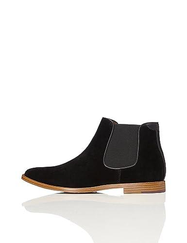 2c6d912daf632 find. Men's Chelsea Boots Built Sole: Amazon.co.uk: Shoes & Bags