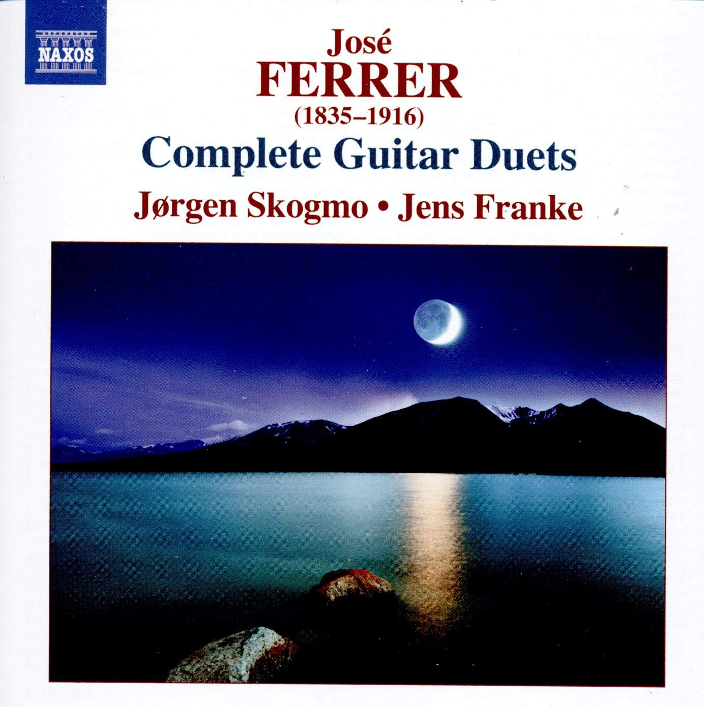 Ferrer, J.: Duetos para guitarra, completos