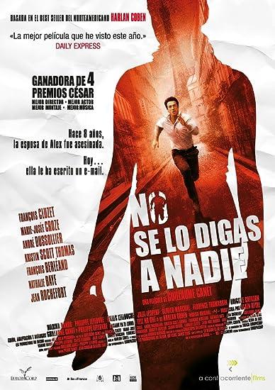 No Se Lo Digas A Nadie Blu Ray Import Espagnol Movies Tv
