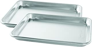 product image for Nordic Ware Natural Aluminum Commercial Baker's Quarter Sheet, 2-Pack