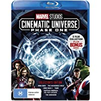 Marvel Cinematic Universe Phase 1 Collector's Edition (Blu-ray)