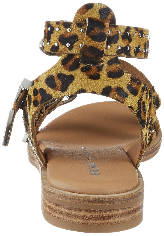 Bronx 149) Damen Bx 1465 Bthrillx Peeptoe Sandalen Mehrfarbig (Leopard 149) Bronx 858d27