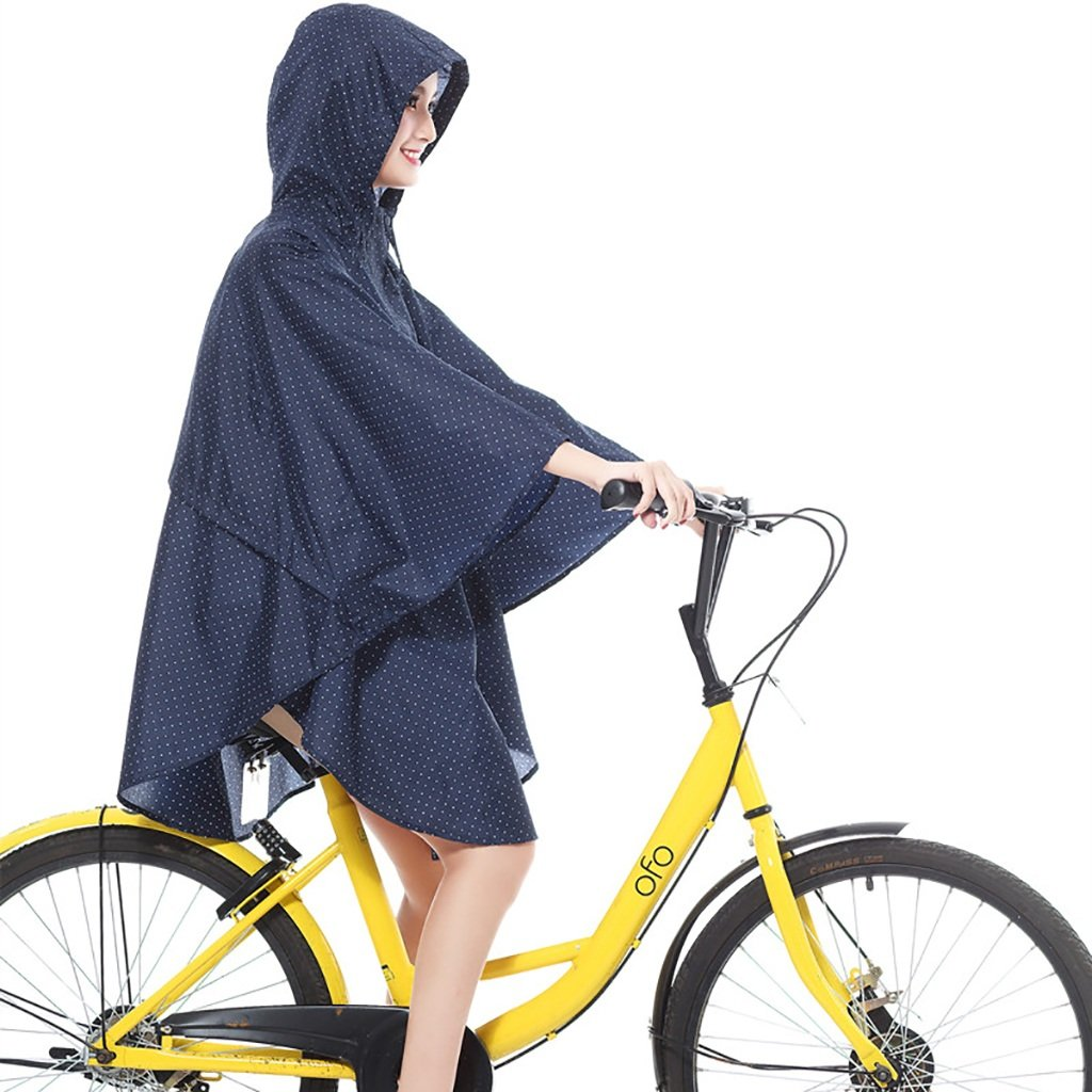 G Bicycle Raincoat Women's Waterproof Poncho for Outdoor Camping Hiking Travel (color   C)