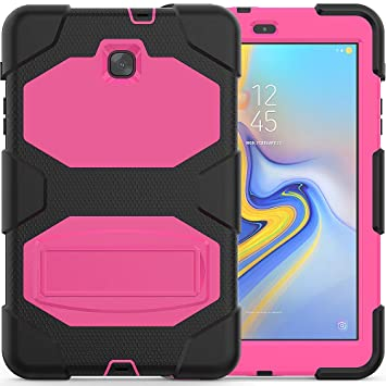 Amazon.com: Azzsy Galalxy Tab A 8.0 Case 2018, Slim Heavy ...