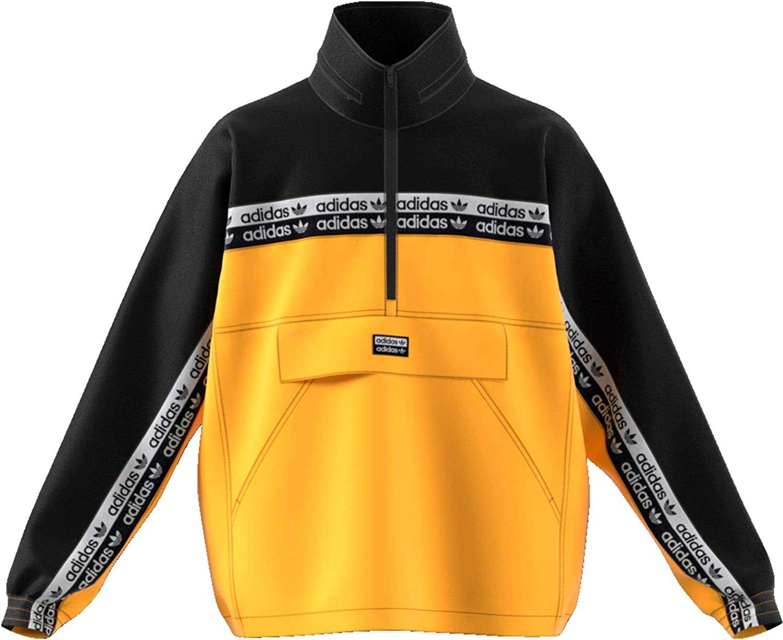adidas Originals Vocal Neon Track Top | Orange