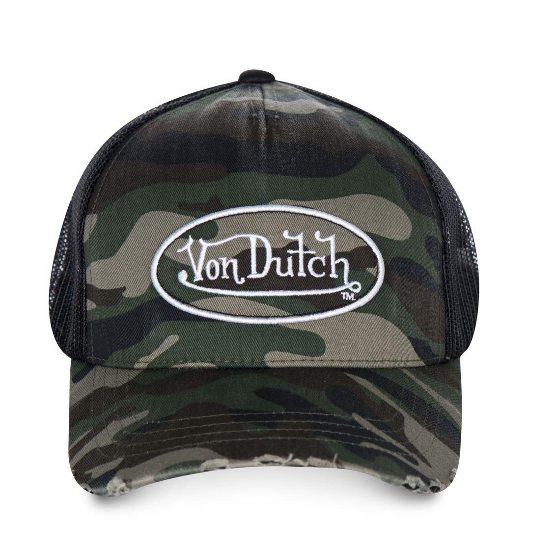 Von Dutch gorra de beisbol hombre Camuflaje: Amazon.es: Ropa y accesorios