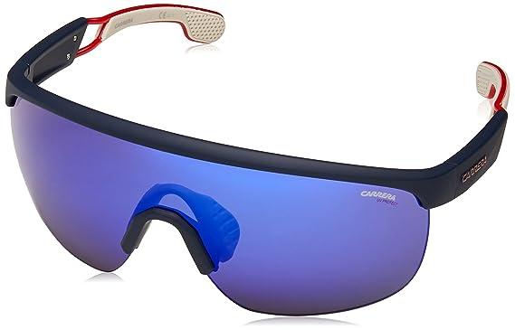 Carrera Eyewear Herren Sonnenbrille » CARRERA 4004/S«, blau, RCT/W1 - blau/blau