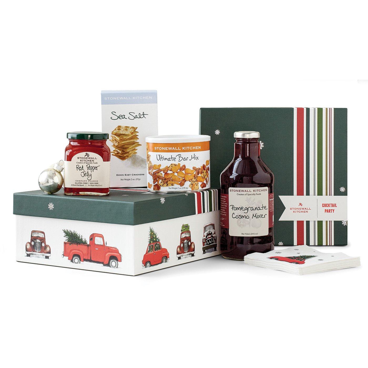 Amazon.com : Stonewall Kitchen Berry Breakfast Gift Basket (9 Piece ...
