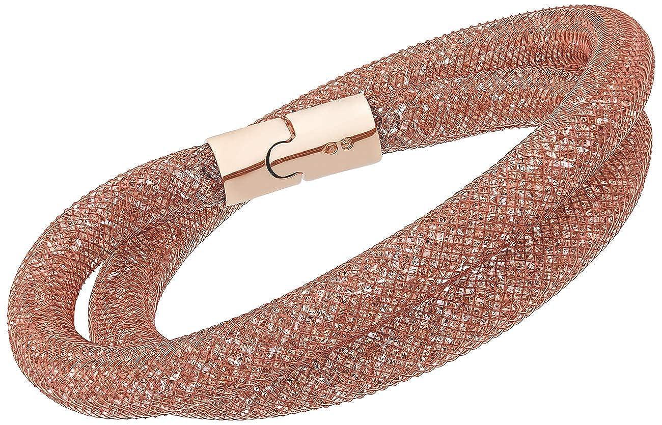 1b1f02fae8cbb Amazon.com: Swarovski Stardust 5089853 Vintage Pink Crystals double ...