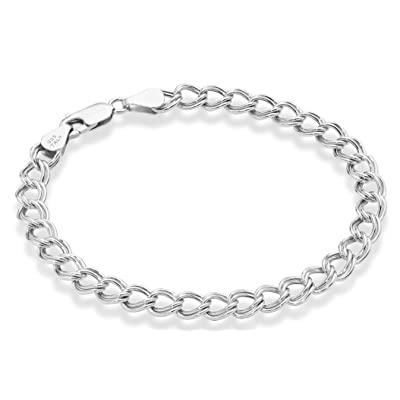 Small link Chain Multiple sizes Nickle free chain Neclkace for women bracelet or anklet Silver Chain Silver plated chain Necklace
