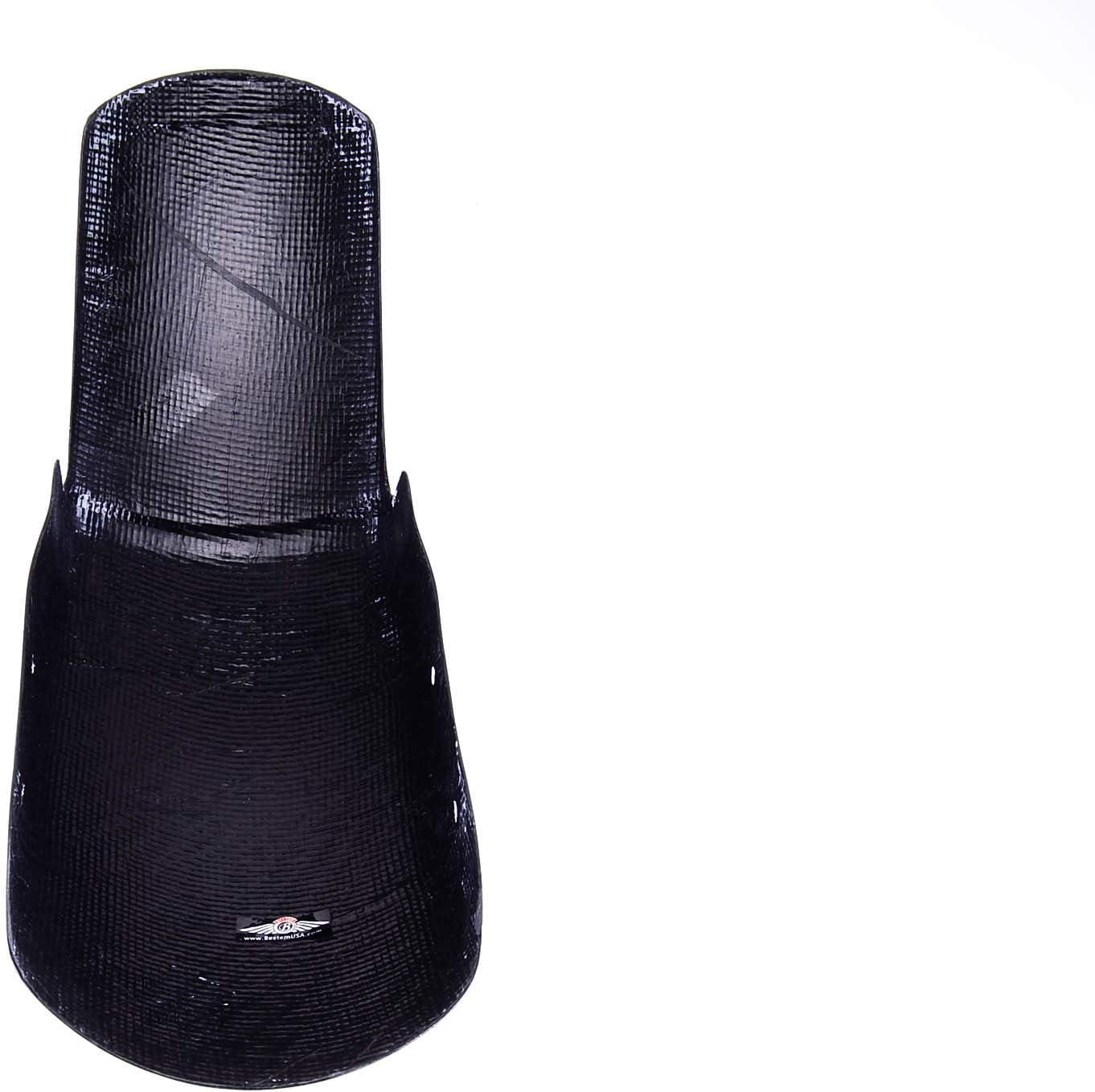 Black Carbon Fiber Front Fender for Harley Davidson VRSCF V-Rod Muscle Bestem CBHD-VRSCF-FFD