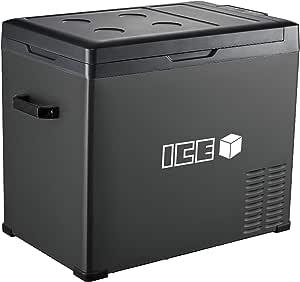 IceCube 50 litros portátil Auto Frigorífico Congelador Nevera CC 12 V 24 V CA 230 V