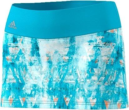 adidas Tenis Essex Falda de la Mujer, Mujer, Samba Blue Glow ...