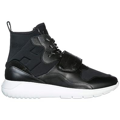84b2b6fe1a81b Hogan Men Interactive³ high-top Sneakers Nero 7 US