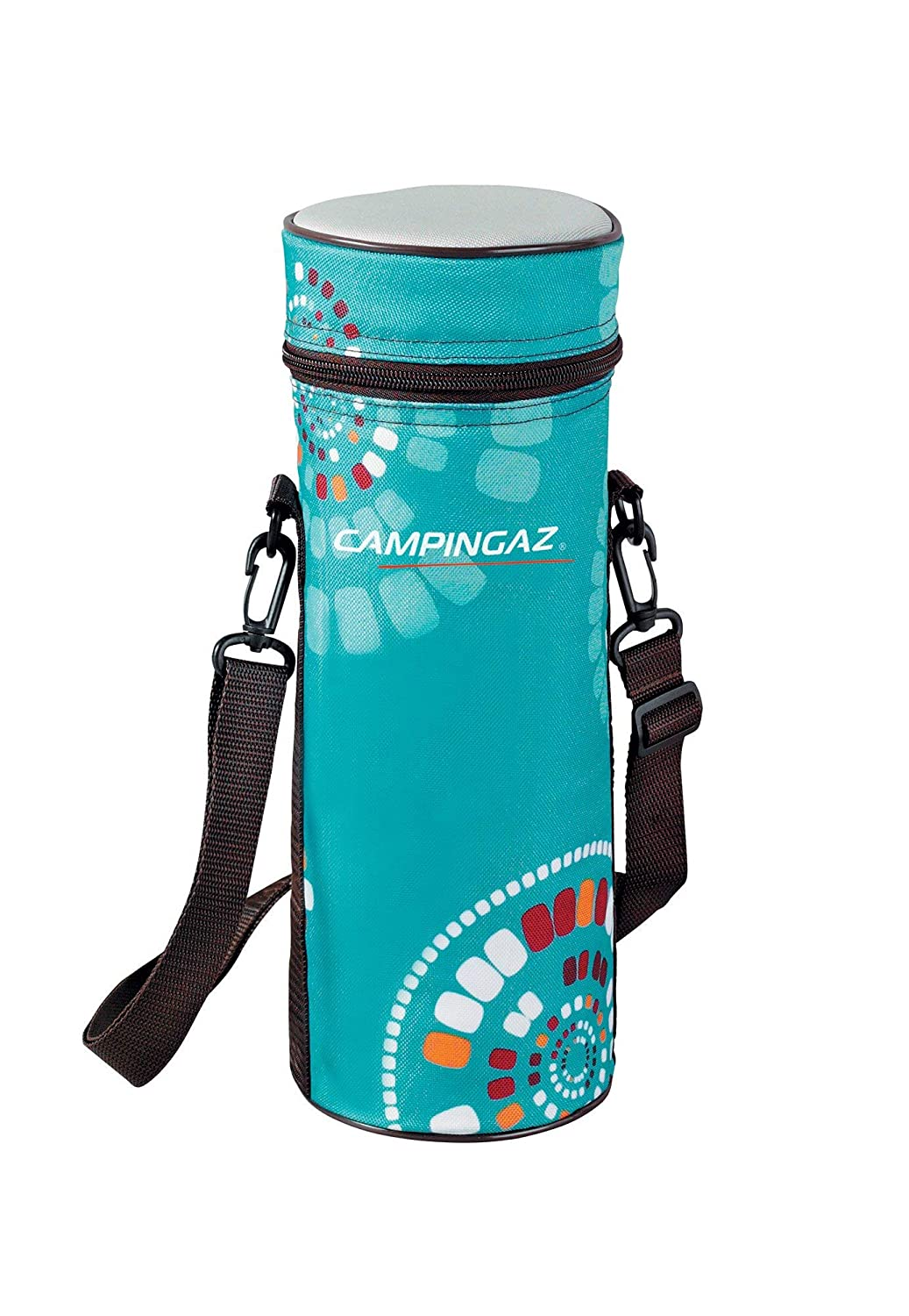 Campingaz Bacpac Ethnic Nevera Flexible, Azul, 9 l: Amazon.es ...
