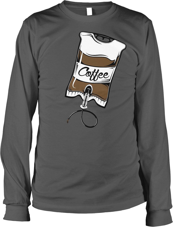 Amazon.com: hoodteez café IV bolsa, cafeína Fiend para ...