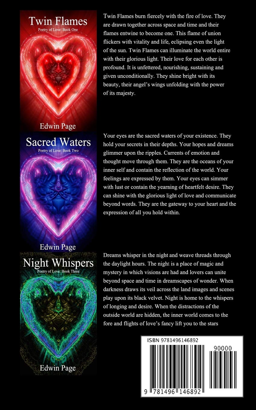 Night Whispers: Poetry of Love Book Three
