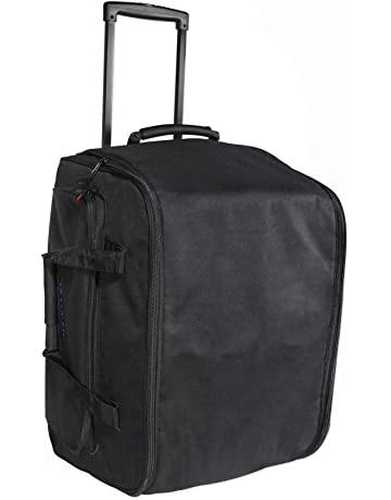 30791965f52c Rockville Rolling Travel Bag For 12
