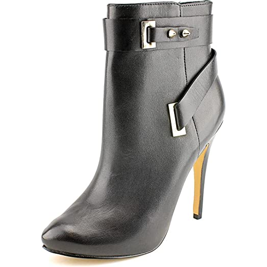 Guess Shanda Women US 5 Black Ankle Boot