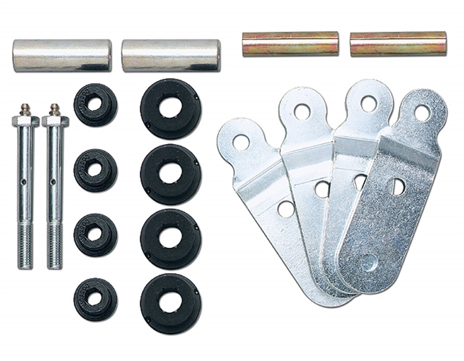 Rubicon Express RE2785 Front Conversion Shackle for Jeep CJ