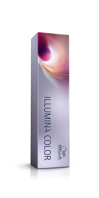 Wella Illumina Haarfarbe 10/ 69 hell-lichtblond violett-cendrè, 60 ml 4015600530624