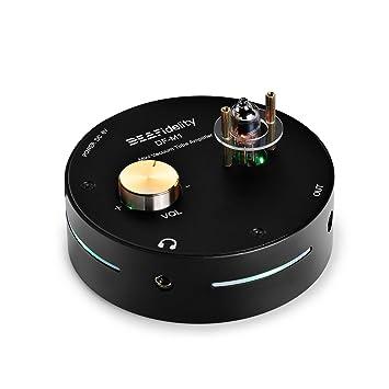 Amazon.com: deafidelity df-m1 Mini tubo de aspiradora ...