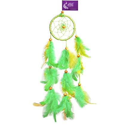 Asian Hobby Crafts Dream Catcher Wall Hanging, Multi Color