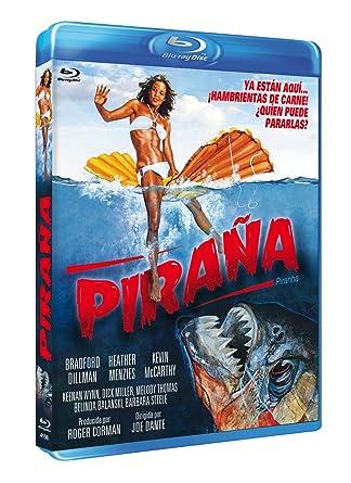 RayAmazon Piraña Bd 1978 Piranhablu esBradford Dillman I2eWEDYbH9