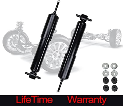 1 Pair Rear Suspension Gas Strut Shock Absorber Assembly For Ford Mazda