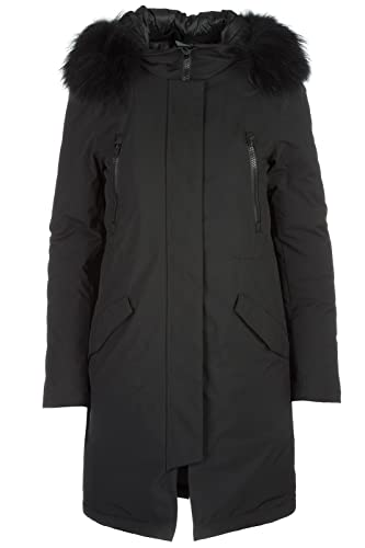 People of Shibuya cazadoras chaqueta de mujer nuevo YUSHIMA negro EU 44 (UK 12) YUSHIMA MP1031
