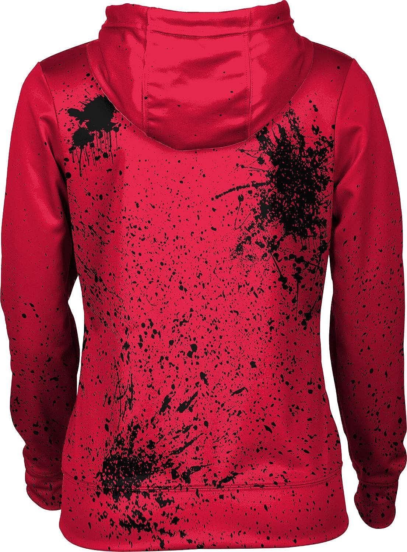 School Spirit Sweatshirt ProSphere Lamar University Girls Pullover Hoodie Splatter
