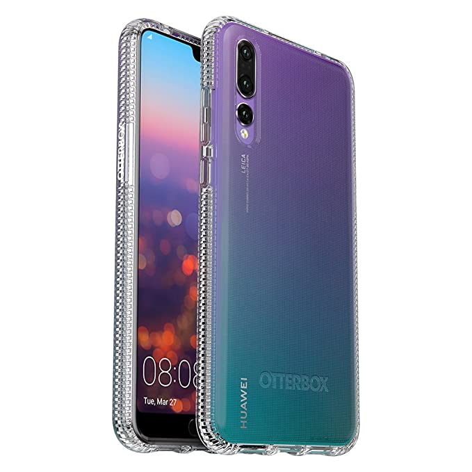 new style 8d667 3b935 OtterBox Prefix Series Case for Huawei P20 Pro - Retail Packaging - Clear