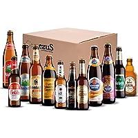 Cervezas Alemanas (Pack 12 variedades) - Pack Cerveza Alemana - Cerveza Alemana - Cervezas del Mundo Regalo - Pack…