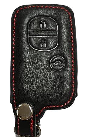 Bolsa de llaves - Piel Auténtica para Toyota Gt 86 Prius ...