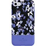kate spade new york Credit Card Case for iPhone 7 - August Scattered Hydrangea Blue Multi