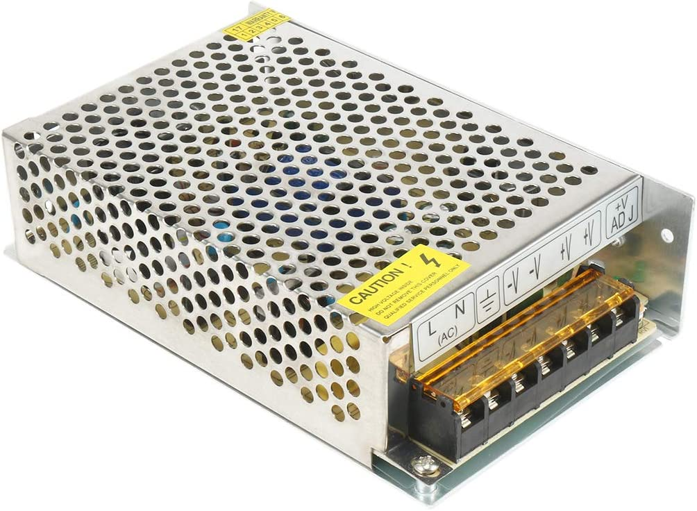 Aexit AC 220V Power supply and power module DC 12V 6A 72W Double Output Switch Power Supply Driver for LED Strip Light