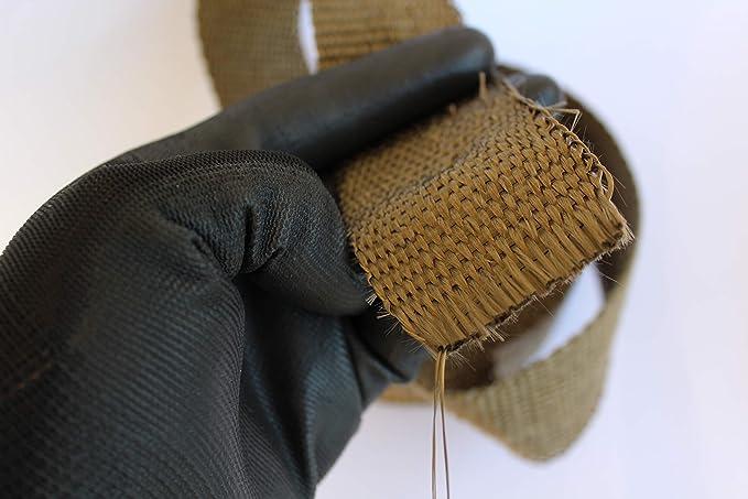 Heat protection tape, exhaust, thermal bandage, heatsink