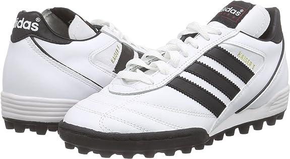 adidas - Botas de fútbol para Hombre Blanco Blanco: Amazon.es ...