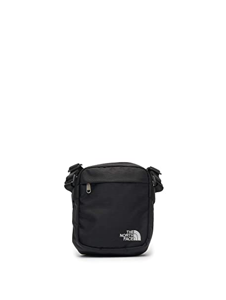 4401874b9 THE NORTH FACE Convertible Shoulder Bag - TNF Black/Highrise Grey, One Size