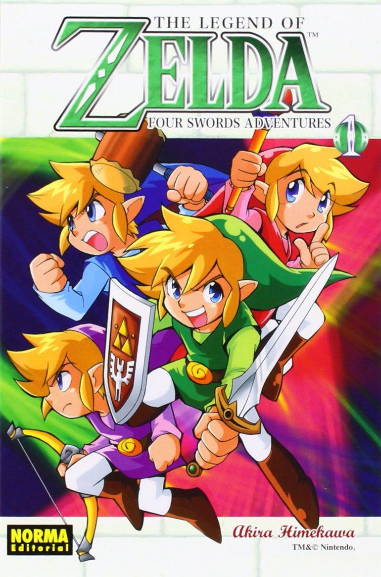 Pack The Legend Of Zelda - Volúmenes 6 A 10: Amazon.es: Himekawa Akira: Libros
