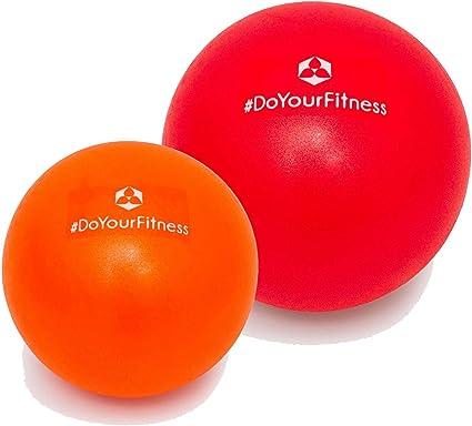 DoYourFitness [2X] Mini Pelota de Pilates »Bola« / Pelota para ...