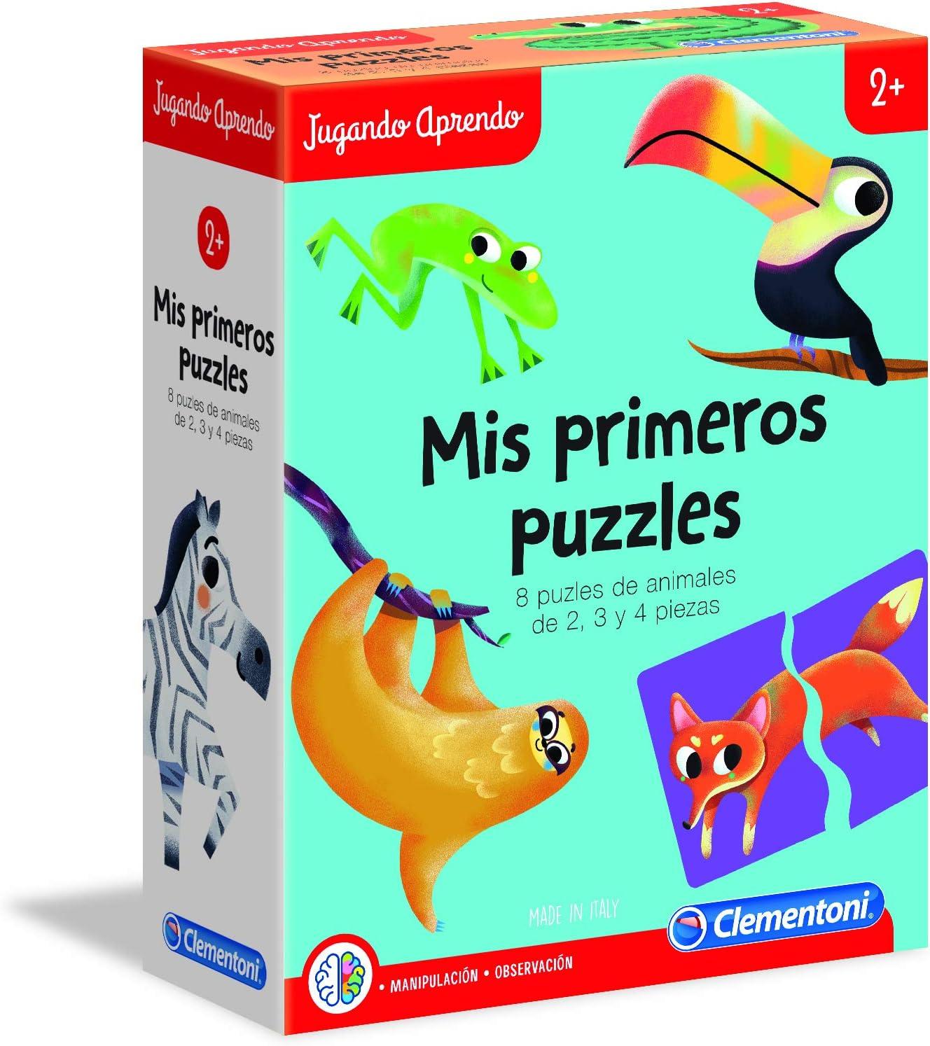 Clementoni - Juego Mis primeros puzzle (55313): Amazon.es ...