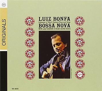 Composer Of Black Orpheus Plays Bossa Nova: Luiz Bonfa: Amazon.es: Música