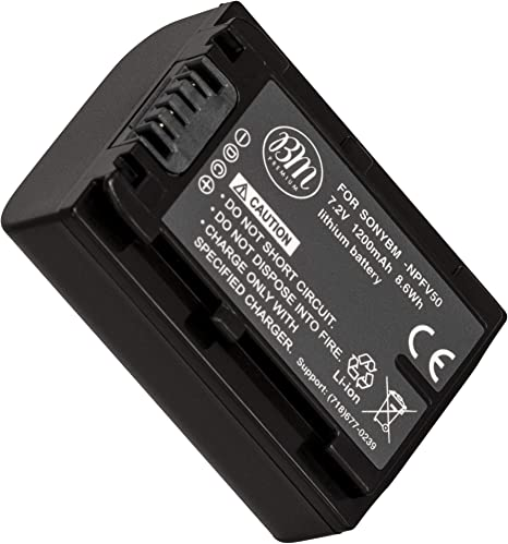 SX21 SX44 SX15 SX83 Extended Life Replacement FV-70 Battery SX63 CX160 SX85 HDR-CX105 CX210 CX110 CX200 CX305, CX260V CX150 SR68 SX65 CX155 CX300 SR21 CX130 SR88 SX45 CX115 AC//DC Rapid Home /& Travel Charger for Sony DCR-SR15 CX190