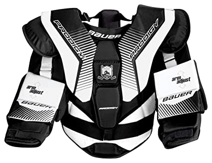 Amazon com : Bauer S17 Prodigy 3 0 Youth Ice Hockey Goalie