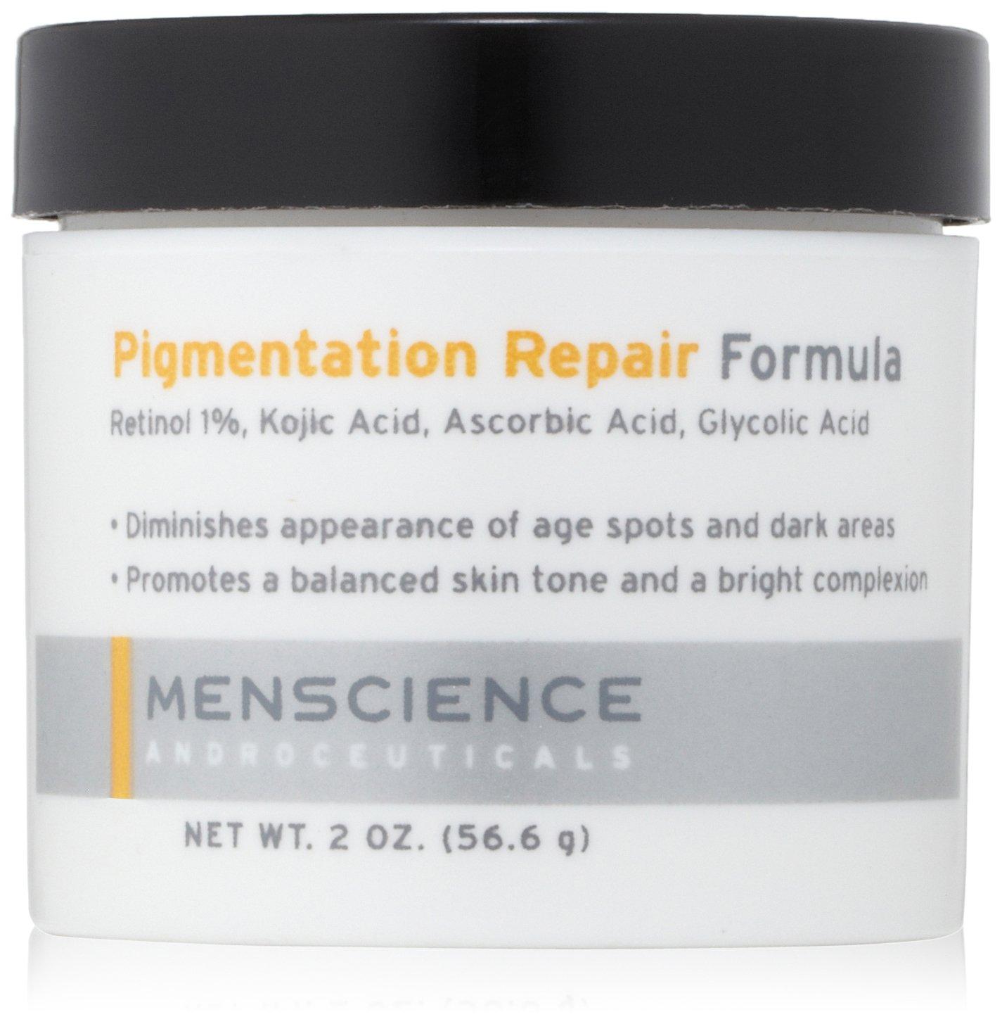 MenScience Androceuticals Pigmentation Repair Formula, 2 oz.