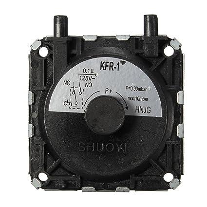 AC2000V 50Hz alto gas de escape de calentador de agua piezas de repuesto accesorio de interruptor