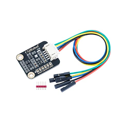 BMP388 Barometric Pressure Sensor for Arduino, Raspberry Pi and STM32  I2C  / SPI Interface, 3 3V/5V Voltage  for Applications Such as Drones, Accurate