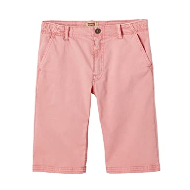 a95c123738686 Levi's Boy's Bermuda Chino Shorts: Amazon.co.uk: Clothing