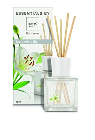 Lovely Ipuro Diffuser Lily U2013 White Pack Of 1x 50 Ml Photo Gallery